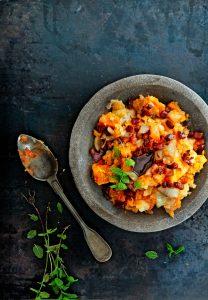 hutspot zoete aardappel venkeljus - delicious