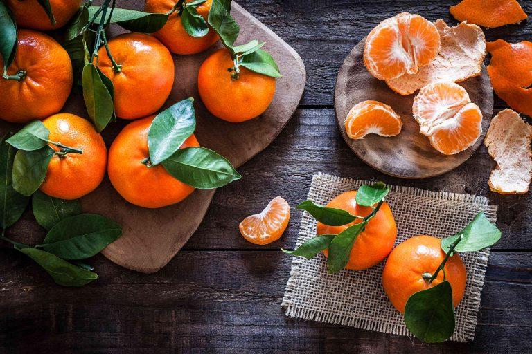 mandarijnen - delicious