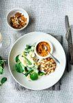 tarte van ei knoflook pancetta - delicious