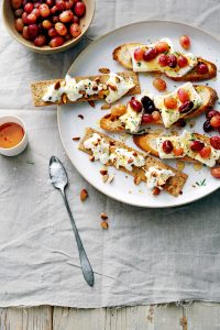 crostini toastjes - delicious