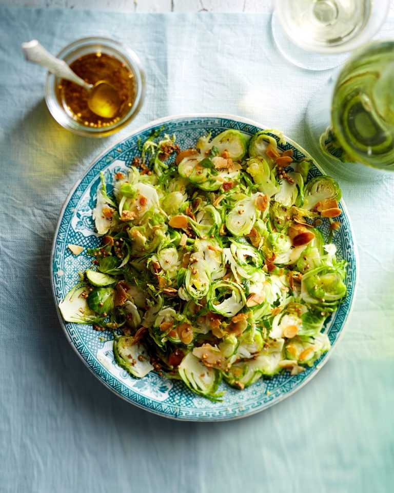 spruitjessalade - delicious
