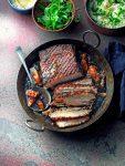 buikspek in guinness - delicious