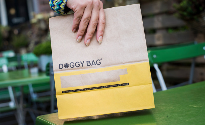 doggy bag - delicious
