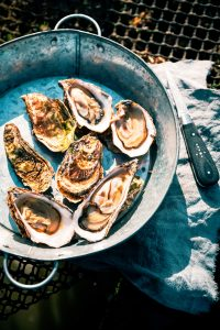 oesters openen - delicious