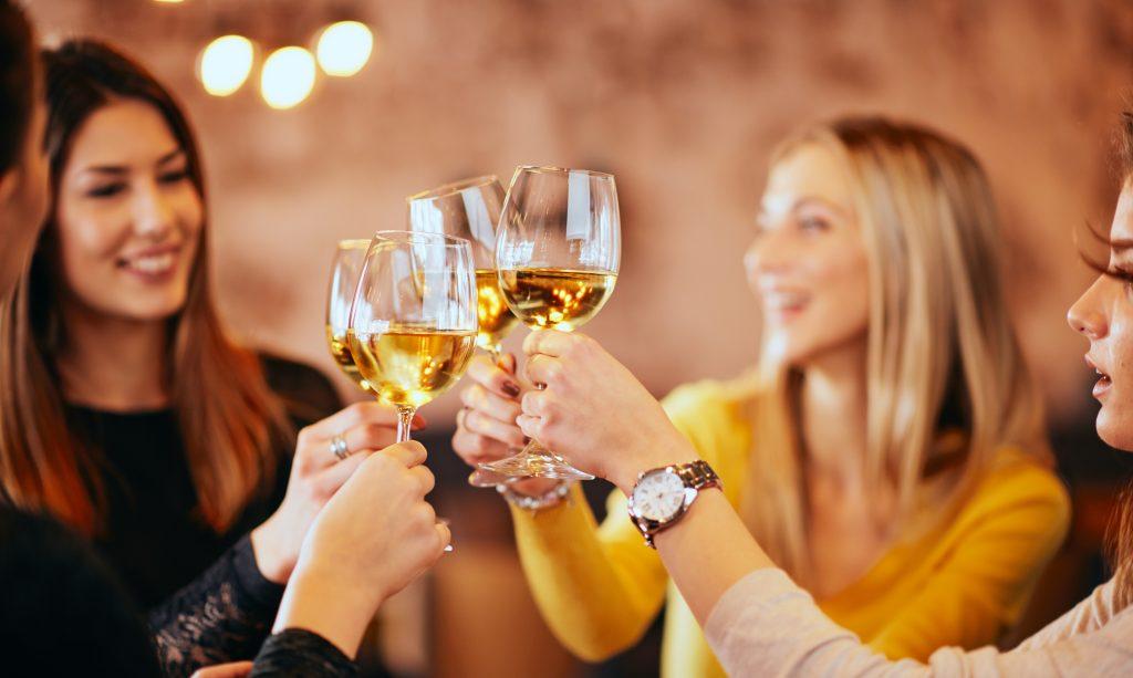 wijn drinken - delicious