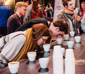 Amsterdam Coffee Festival - delicious