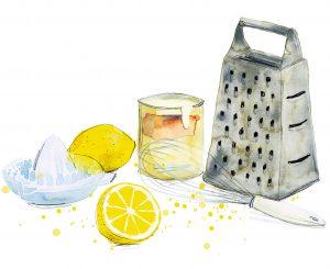 Lemon possets (1) - delicious