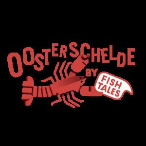 Logo oosterschelde kreeft - delicious