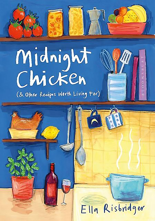 Midnight Chicken - delicious