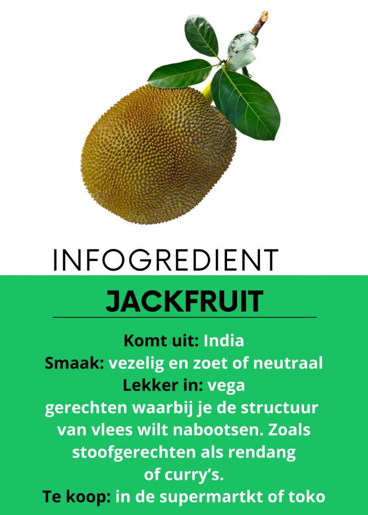 infogredient jackfruit - delicious