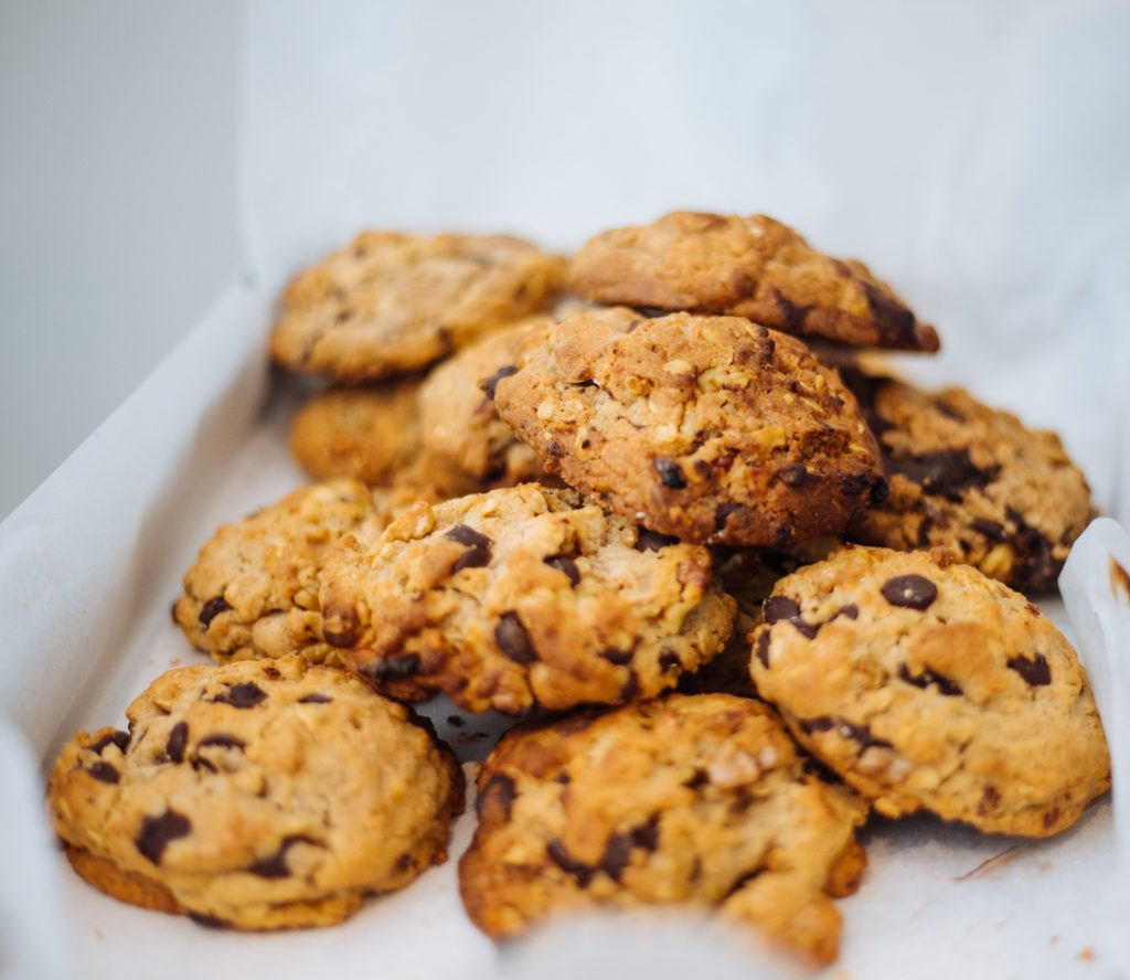 chocolate chip cookies - delicious