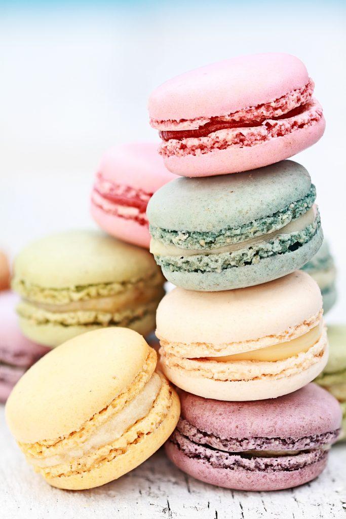 macarons - delicious