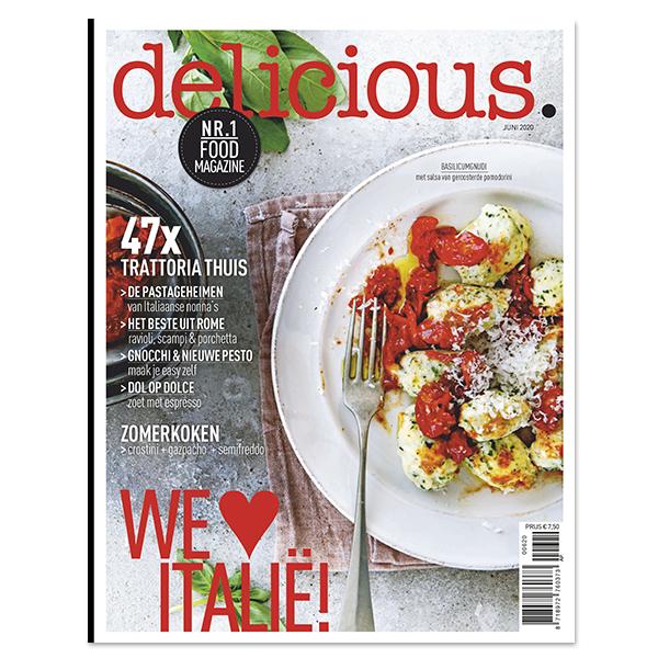 delicious. editie 6 – juni 2020