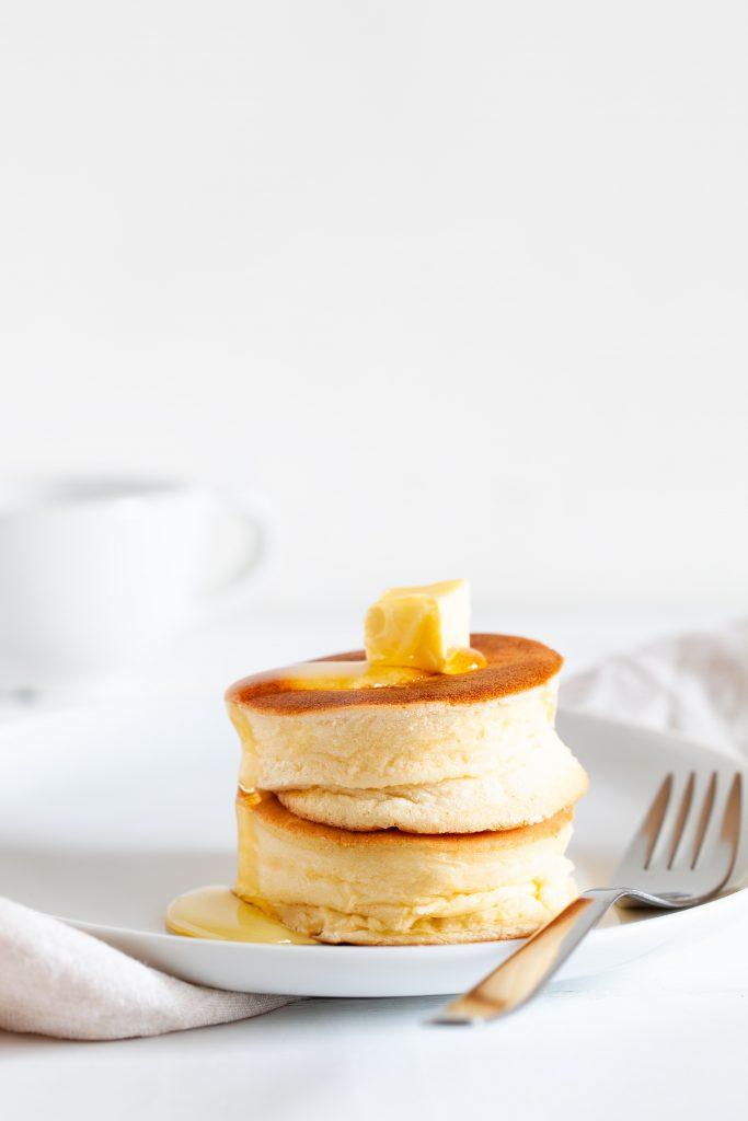 soufflé pancakes - delicious