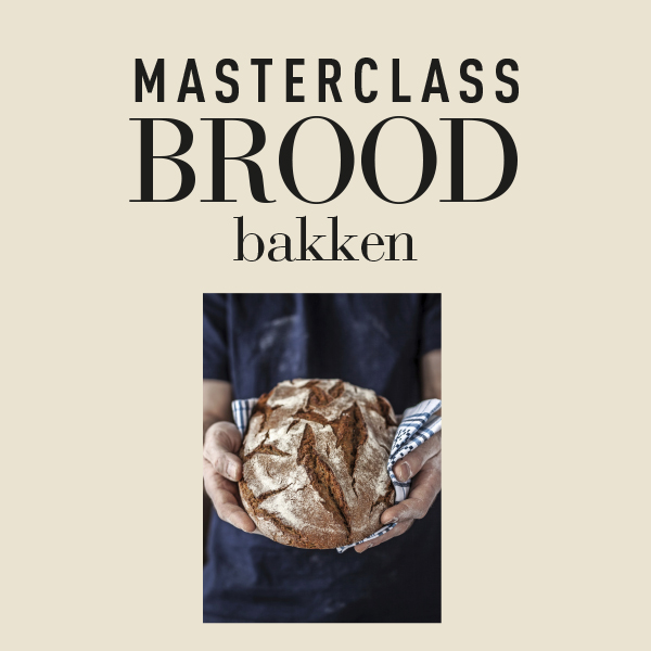 delicious. masterclass 'BROOD' (digitaal)
