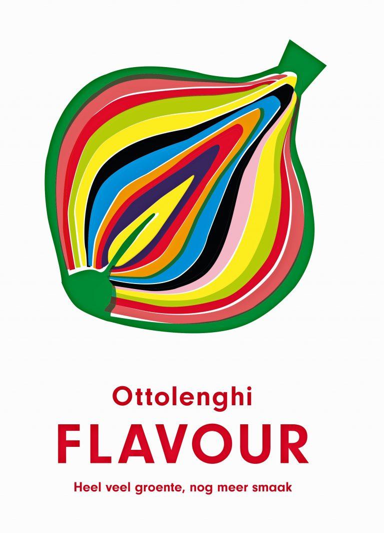 Ottolenghi Flavour Cover - delicious