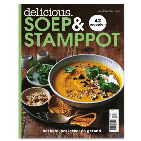 delicious. special edition 6 – soep & stamppot