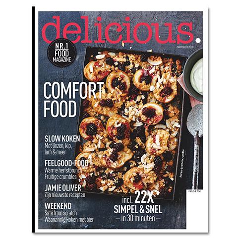 delicious. editie 10 – oktober 2020