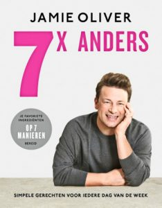 Jamie Oliver 7x anders - delicious