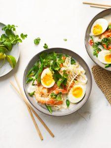 thaise noodle soep - delicious