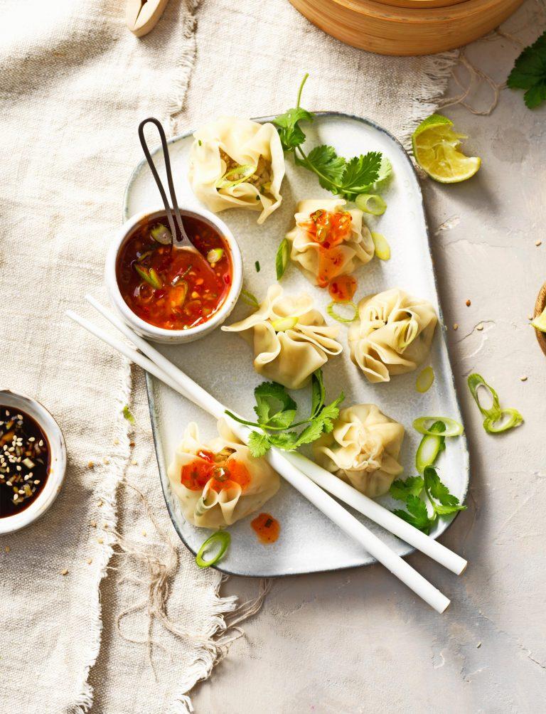 dumplings quooker - delicious