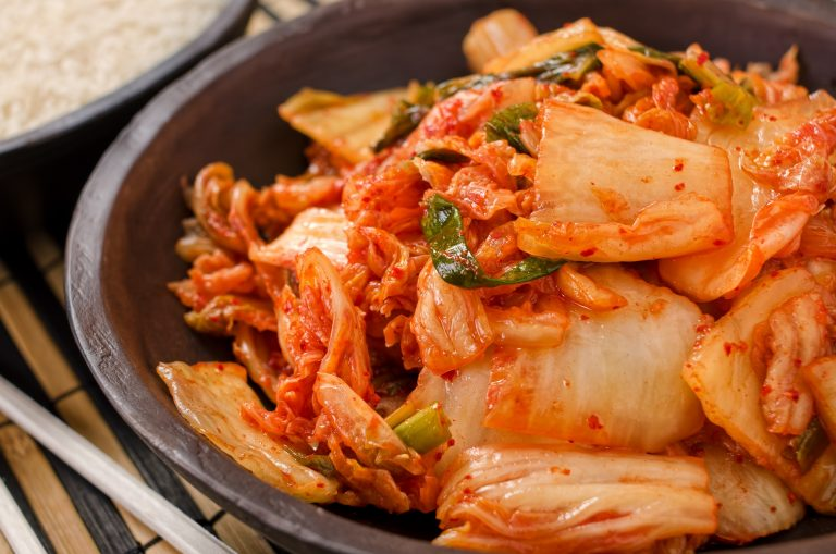 kimchi - delicious