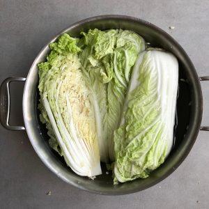 kimchi stap 4 - delicious