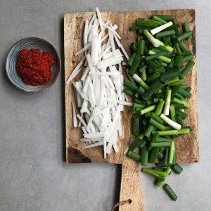 Stap 5 kimchi - delicious