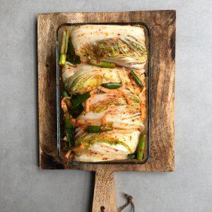 Kimchi stap 6 - delicious
