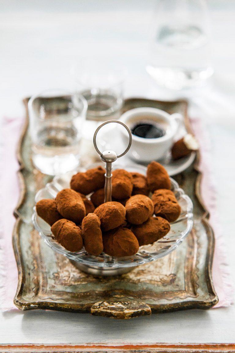 slagroomtruffels - delicious
