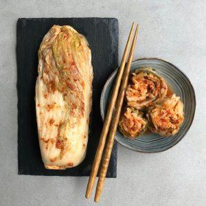 stap 1 kimchi - delicious