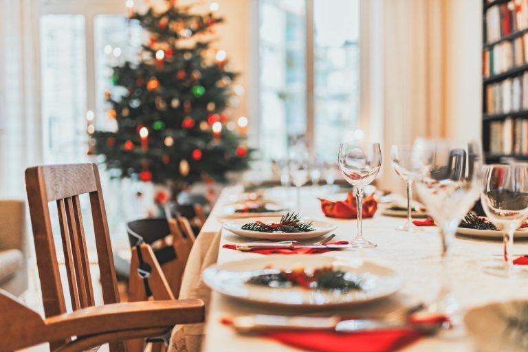 kant-en-klaar kerstdiner - delicious