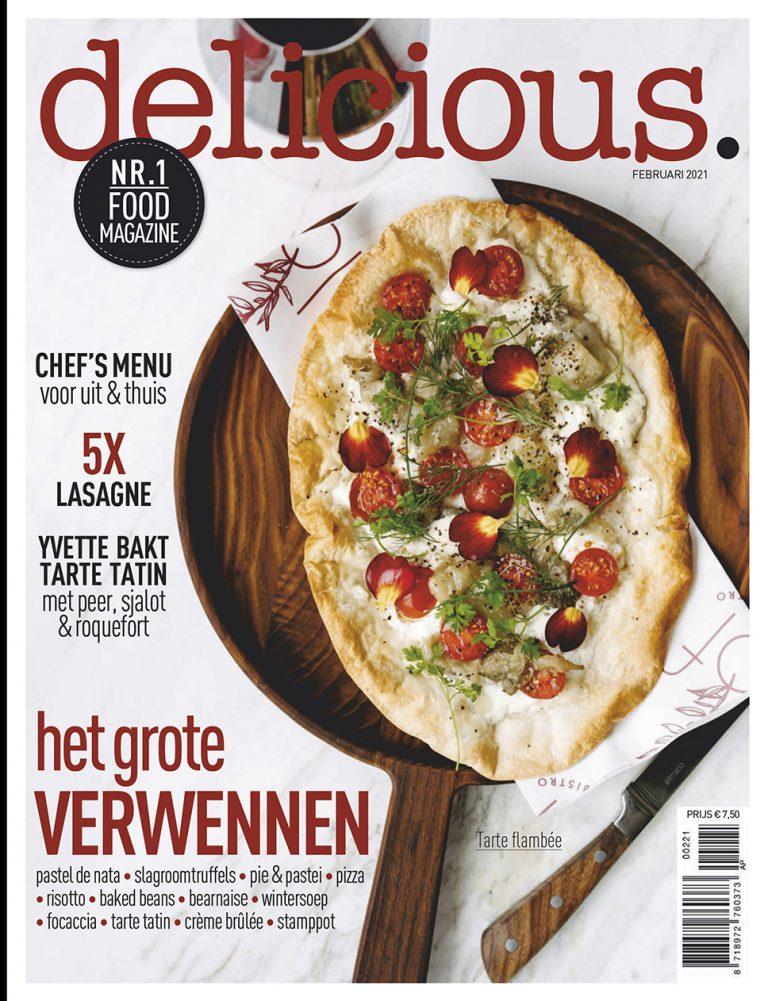 delicious. editie 2 – februari 2021