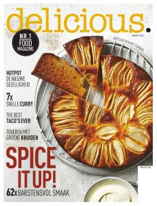 Cover delicious nr. 3-2021