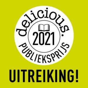 uitreiking delicious. publieksprijs 2021