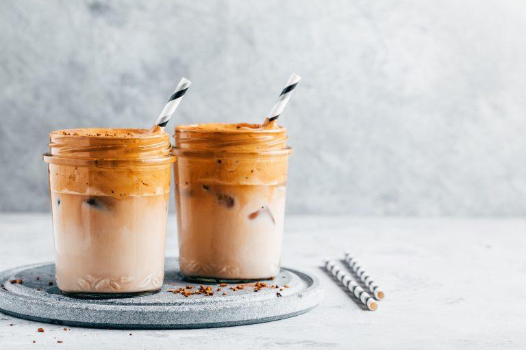 supersnel ijskoffie maken