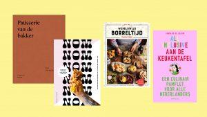 nieuwe kookboeken