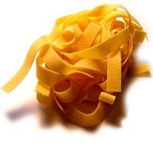 pasta met zalm
