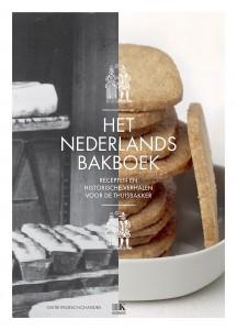 Het Nederlands bakboek - omslag