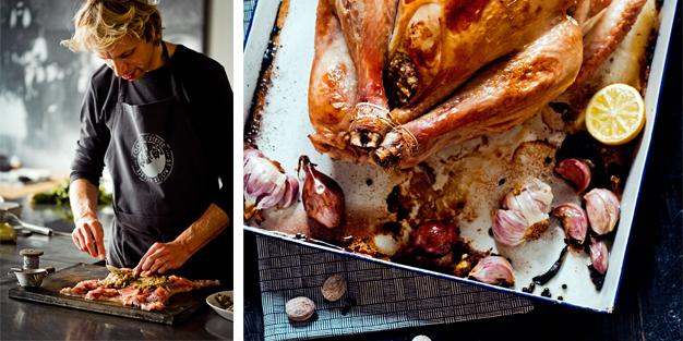 Mister Kitchen Kalkoen Kerst 2013