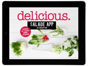 salade ipad app