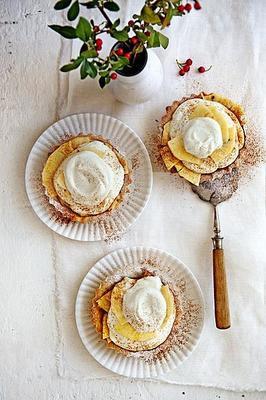 ananas ontbijttaartjes