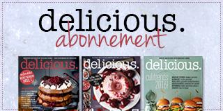delicious. abonneren